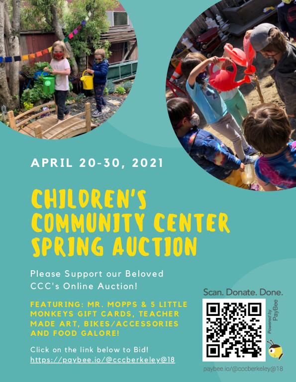 Children's Community Center Spring Auction